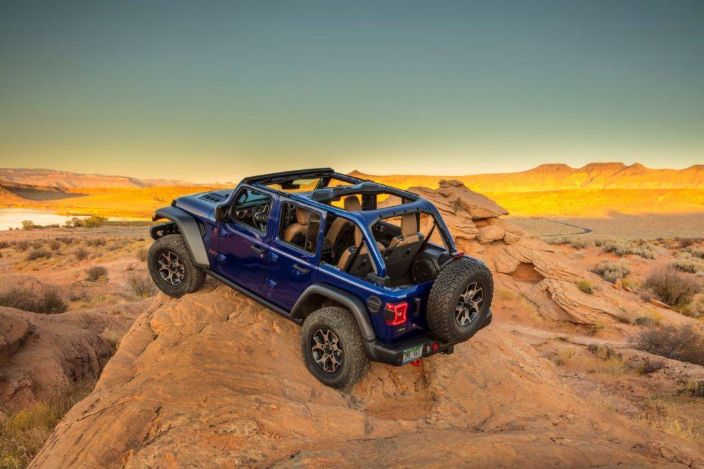 2020 Jeep Wrangler 33