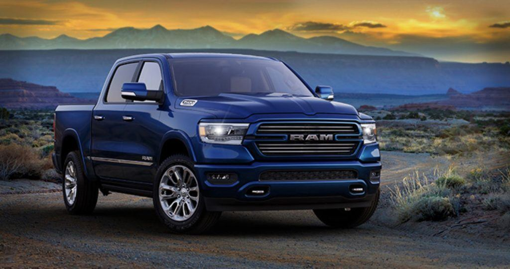 2020 Ram 1500 Laramie Southwest Edition.
