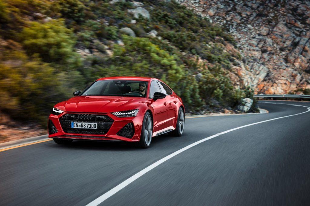 2021 Audi RS 7 11