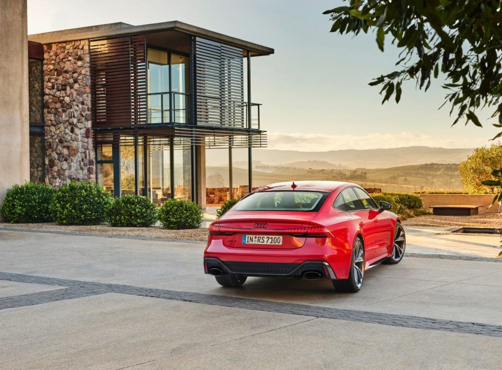 2021 Audi RS 7 2