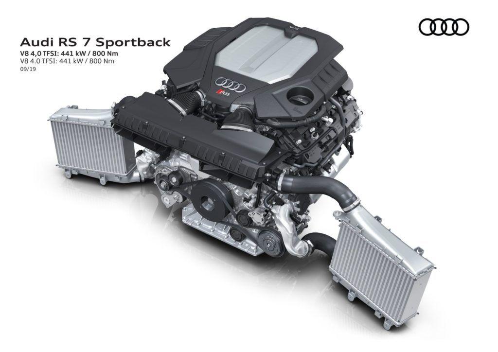 2021 Audi RS 7 27