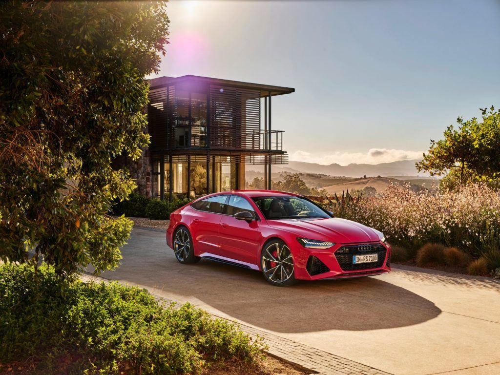 2021 Audi RS 7 3