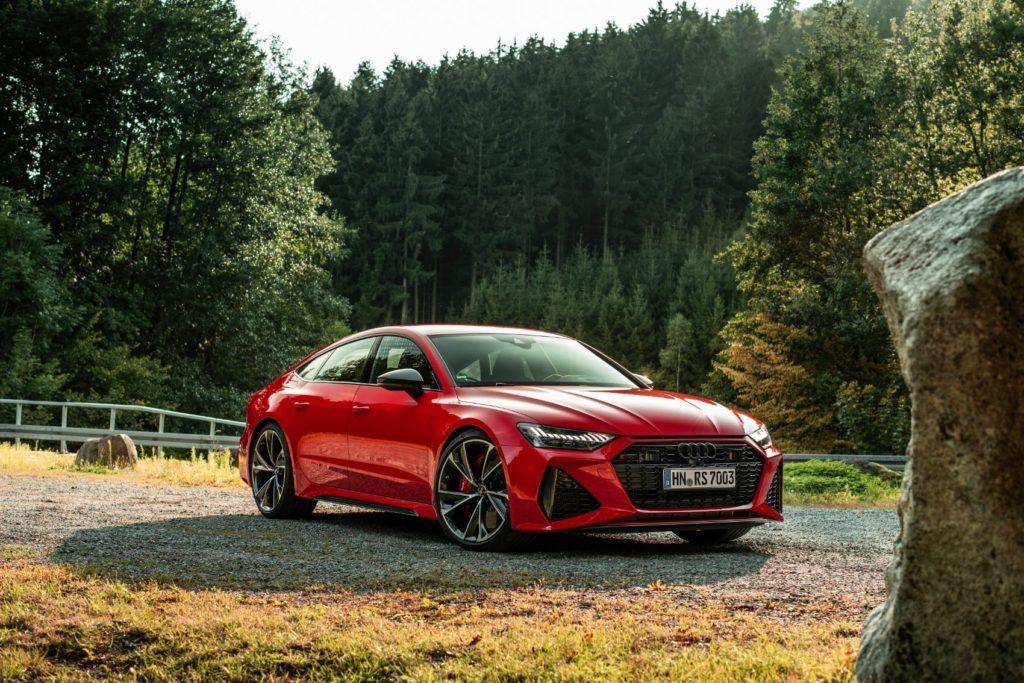 2021 Audi RS 7 36