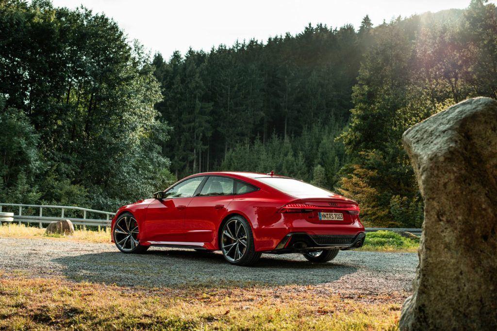 2021 Audi RS 7 37