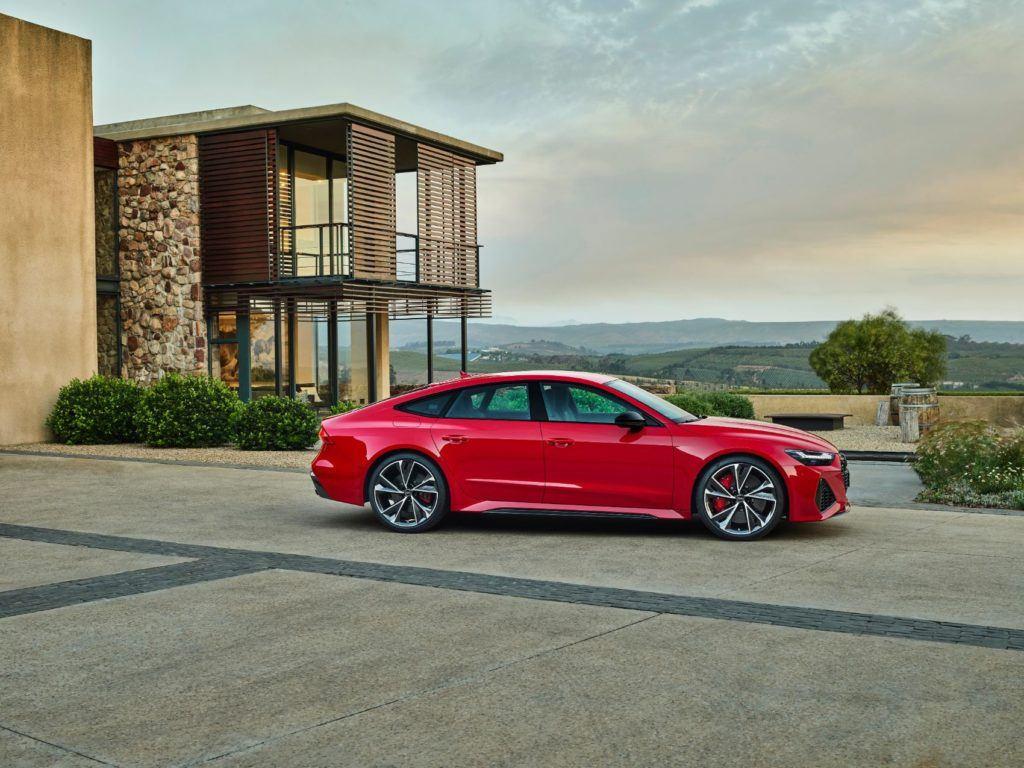 2021 Audi RS 7 4