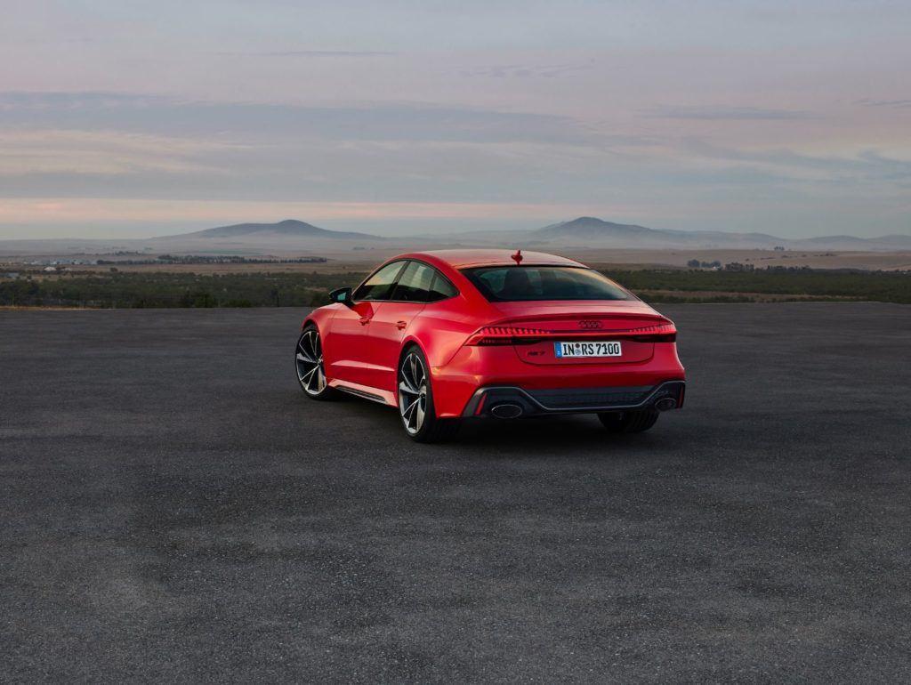 2021 Audi RS 7 5