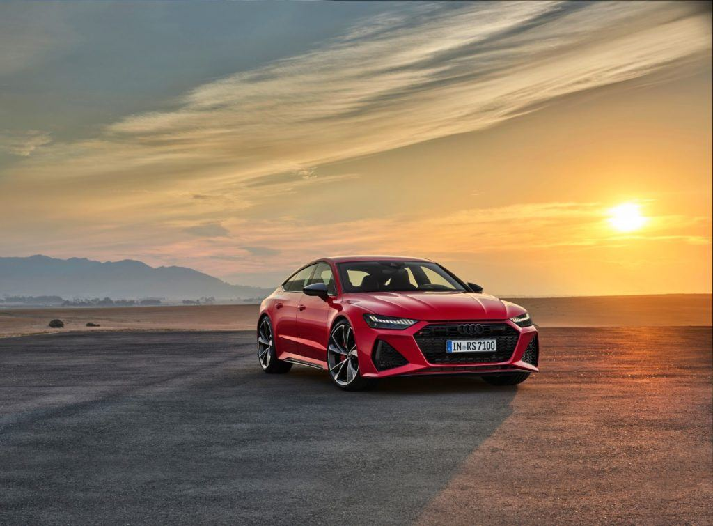 2021 Audi RS 7 6