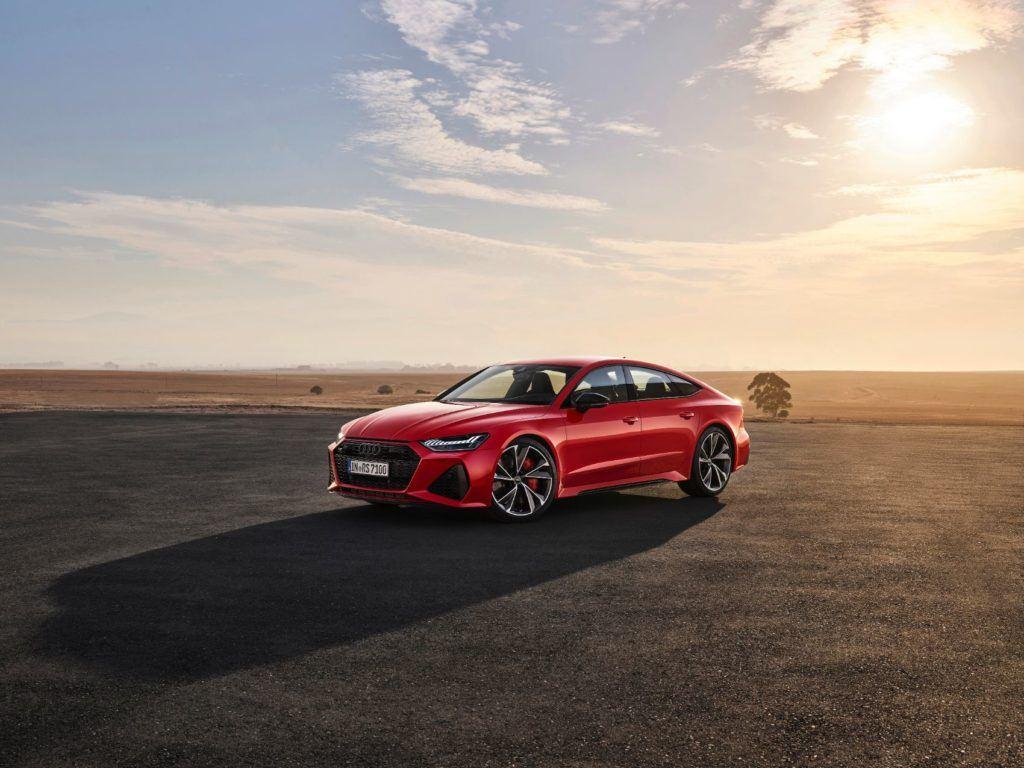 2021 Audi RS 7 7