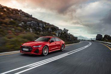 2021 Audi RS 7 8