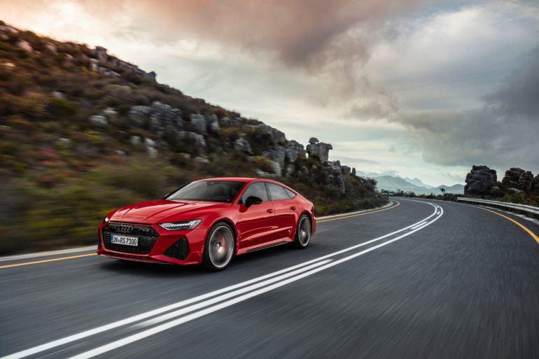 2021 Audi RS 7: Widebody Sportback Is Pleasing To The Eye 20