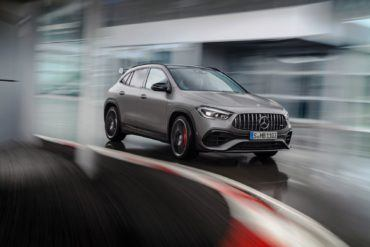 2021 Mercedes-AMG GLA 45: Meant For Everyday Use. But It's Still Fast! 15