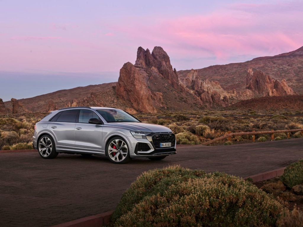 2020 Audi RS Q8: A Little Something Extra For The Everyday 30