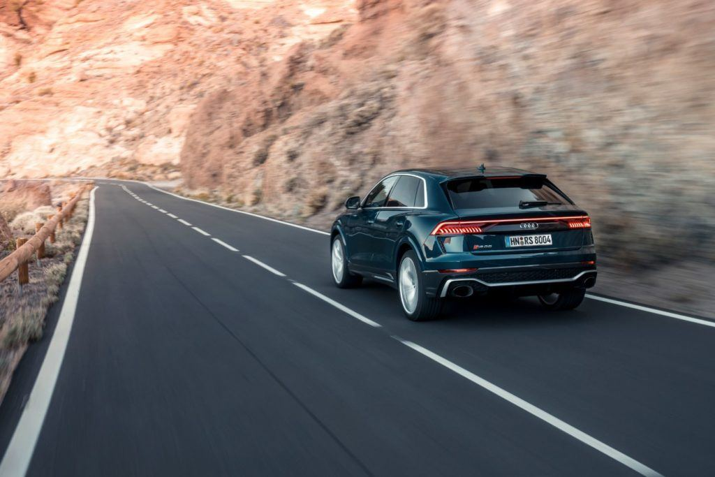 2020 Audi RS Q8: A Little Something Extra For The Everyday 22