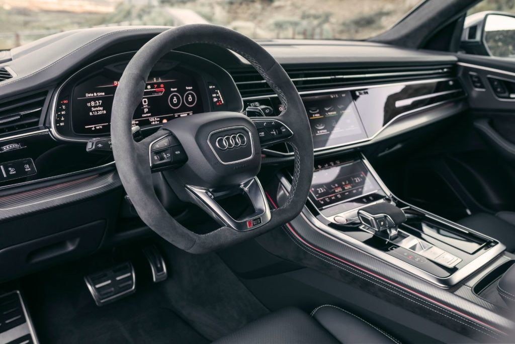 2020 Audi RS Q8: A Little Something Extra For The Everyday 34