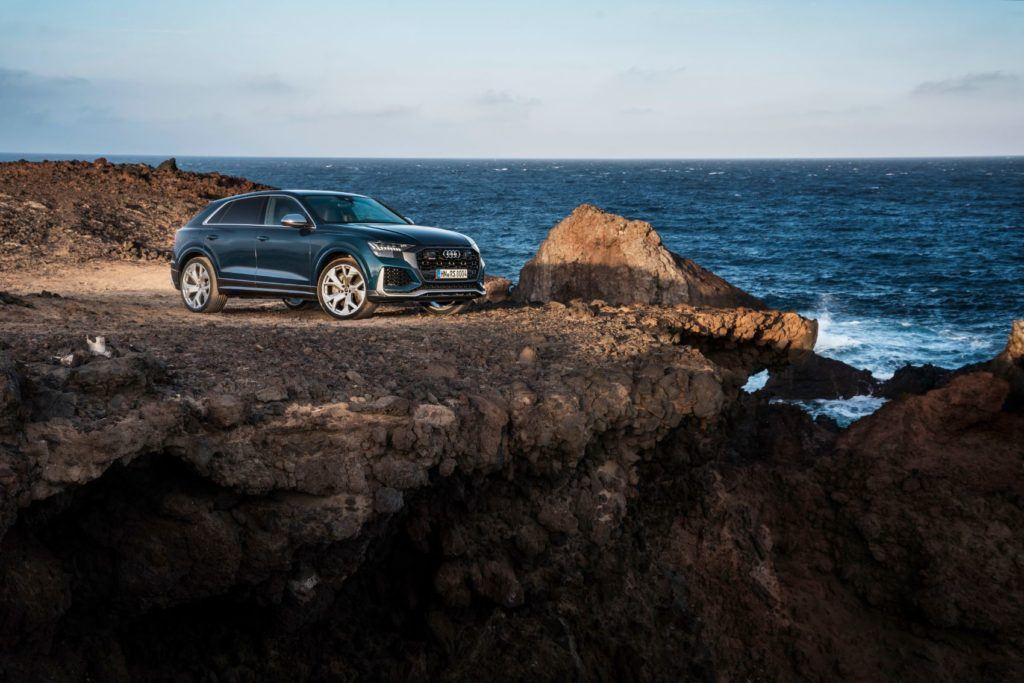 2020 Audi RS Q8: A Little Something Extra For The Everyday 21
