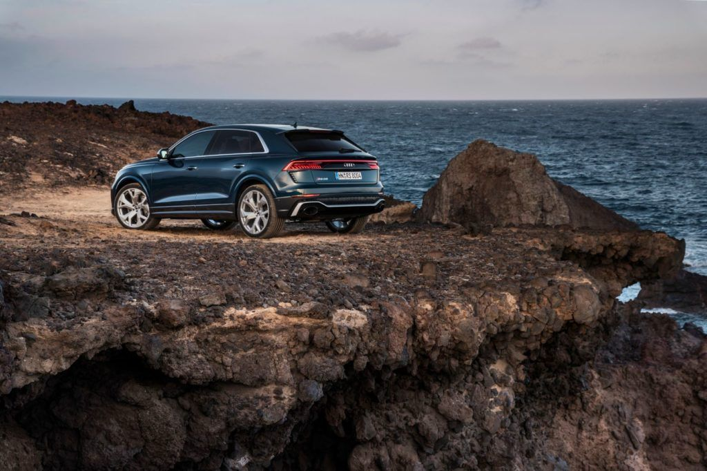 2020 Audi RS Q8: A Little Something Extra For The Everyday 19