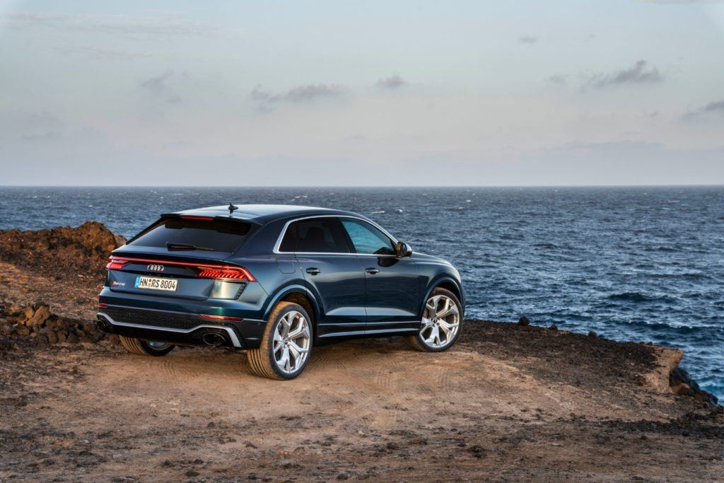 2020 Audi RS Q8: A Little Something Extra For The Everyday 20