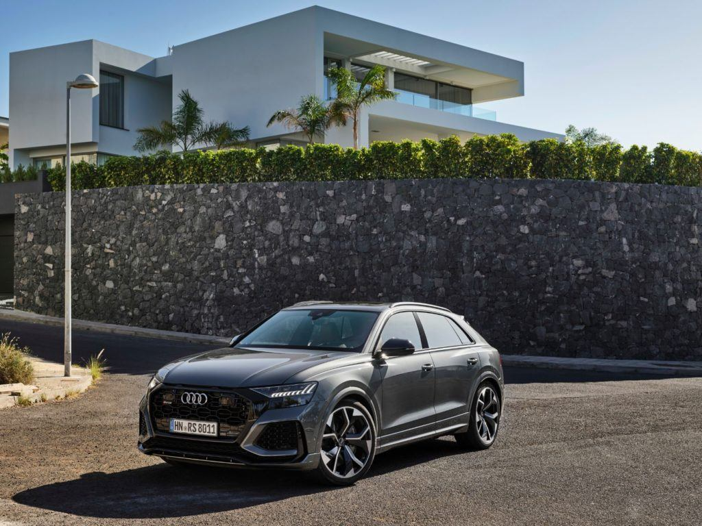 2020 Audi RS Q8: A Little Something Extra For The Everyday 31