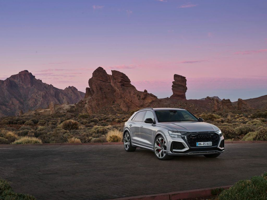 2020 Audi RS Q8: A Little Something Extra For The Everyday 28