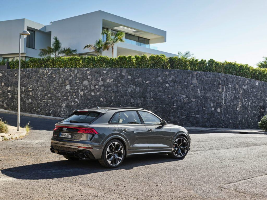 2020 Audi RS Q8: A Little Something Extra For The Everyday 32