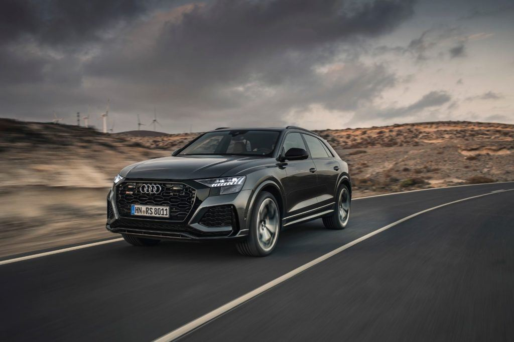 2020 Audi RS Q8: A Little Something Extra For The Everyday 27
