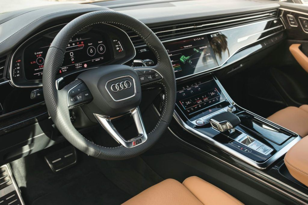 2020 Audi RS Q8: A Little Something Extra For The Everyday 37