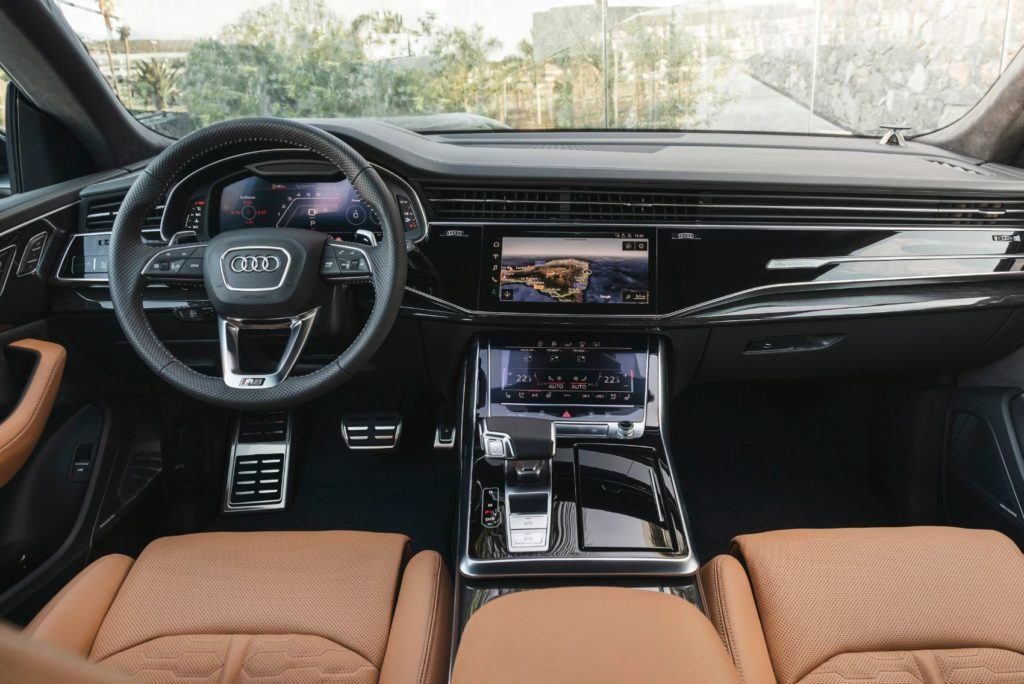 2020 Audi RS Q8: A Little Something Extra For The Everyday 38