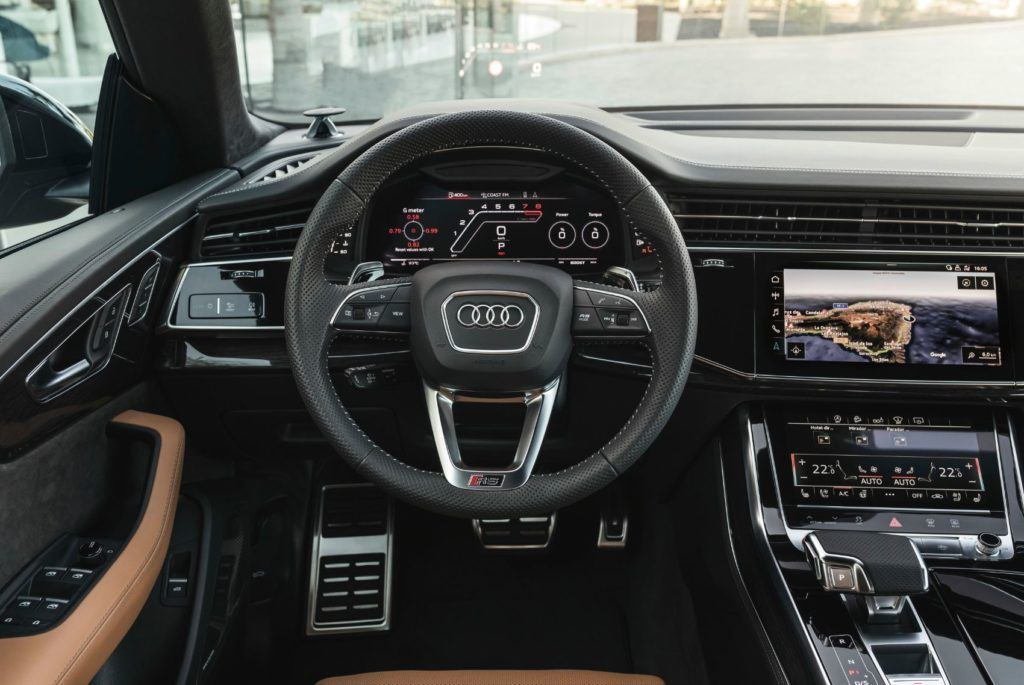 2020 Audi RS Q8: A Little Something Extra For The Everyday 39