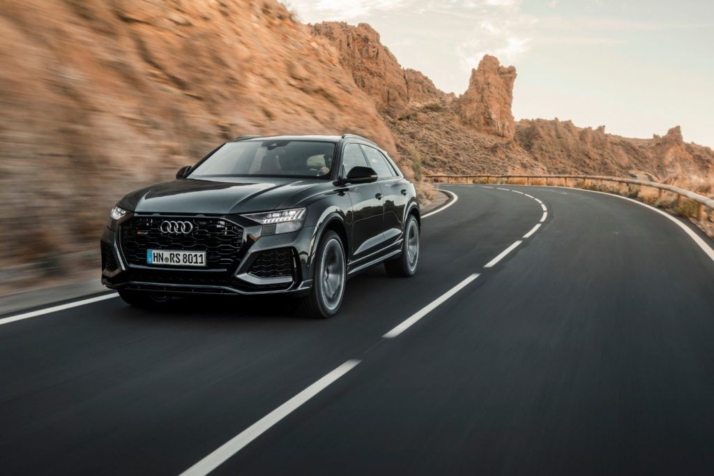 2020 Audi RS Q8: A Little Something Extra For The Everyday 25