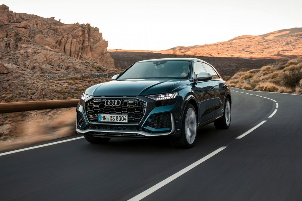 2020 Audi RS Q8: A Little Something Extra For The Everyday 24
