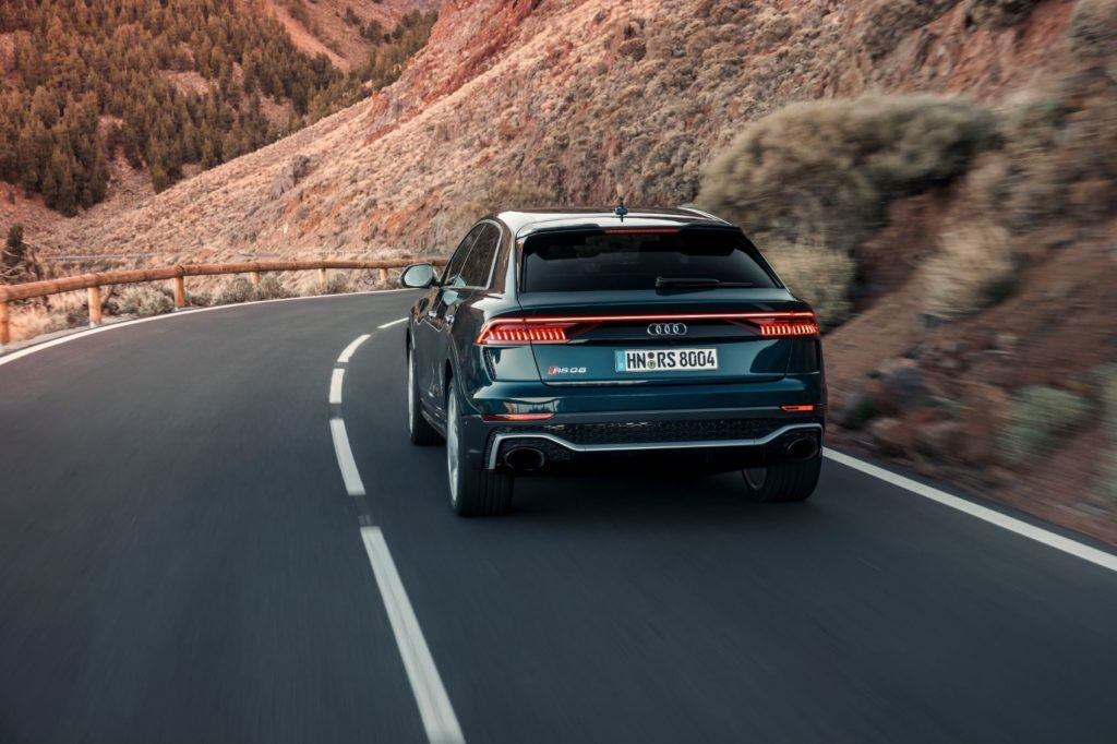 2020 Audi RS Q8: A Little Something Extra For The Everyday 23