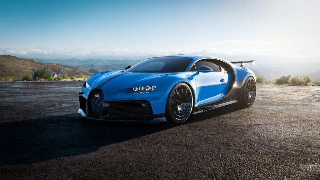 Bugatti Chiron Pur Sport: When Less Is More & 16 Is The Magic Number 28