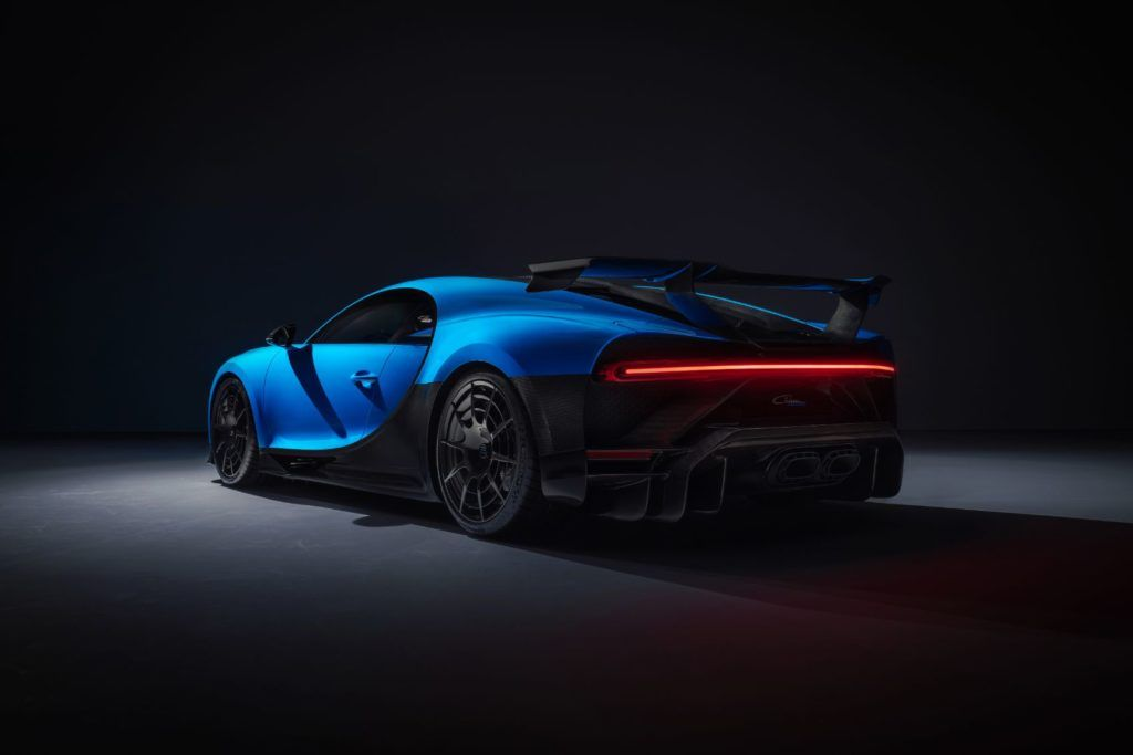 Bugatti Chiron Pur Sport: When Less Is More & 16 Is The Magic Number 24