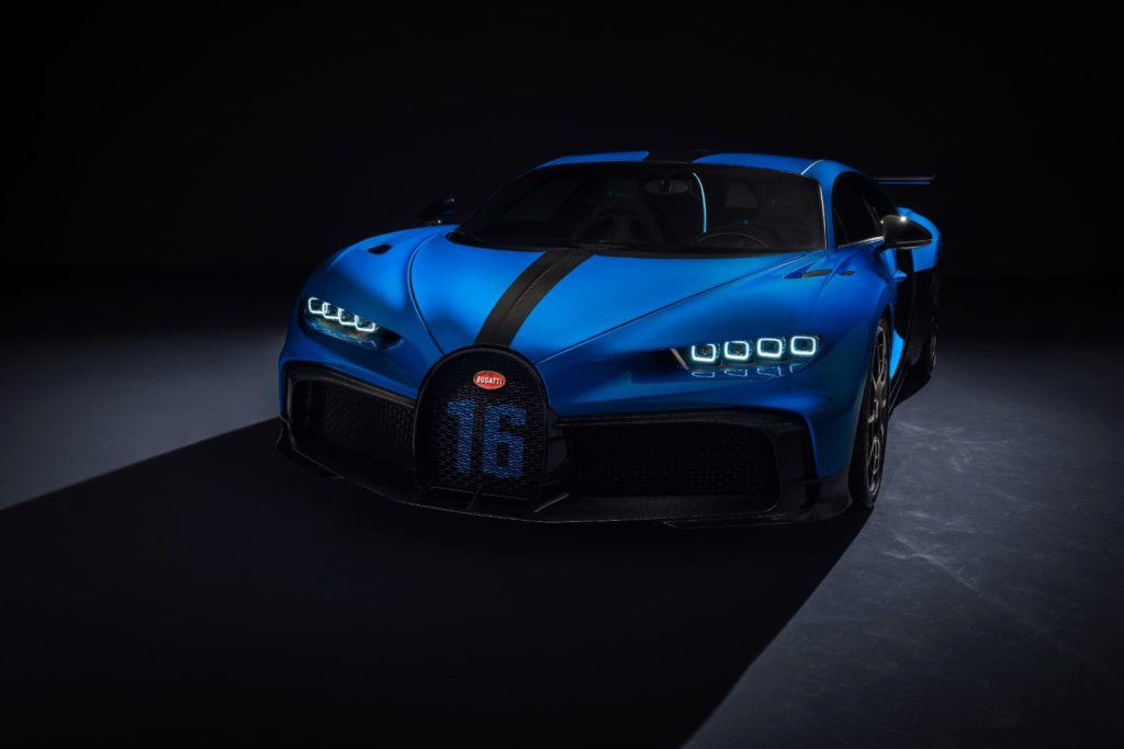Bugatti Chiron Pur Sport: When Less Is More & 16 Is The Magic Number 20