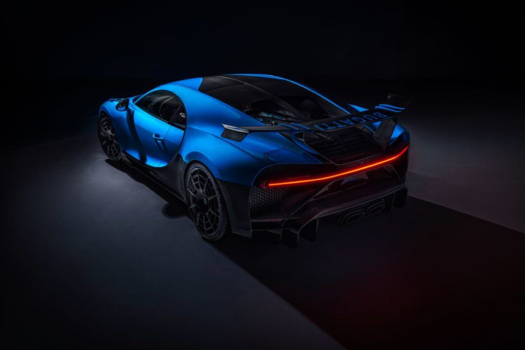 Bugatti Chiron Pur Sport: When Less Is More & 16 Is The Magic Number 22