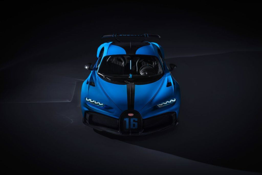 Bugatti Chiron Pur Sport: When Less Is More & 16 Is The Magic Number 21