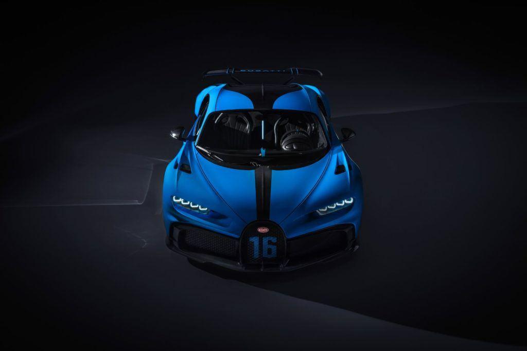 Bugatti Chiron Pur Sport 15