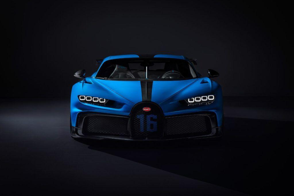 Bugatti Chiron Pur Sport 16