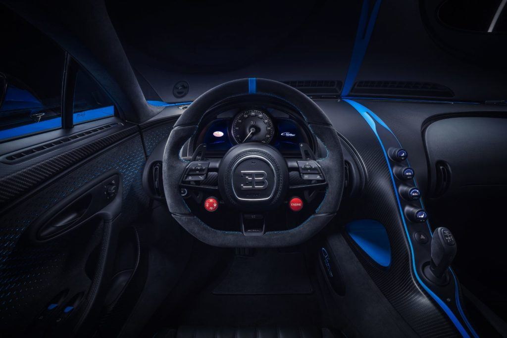 Bugatti Chiron Pur Sport: When Less Is More & 16 Is The Magic Number 25