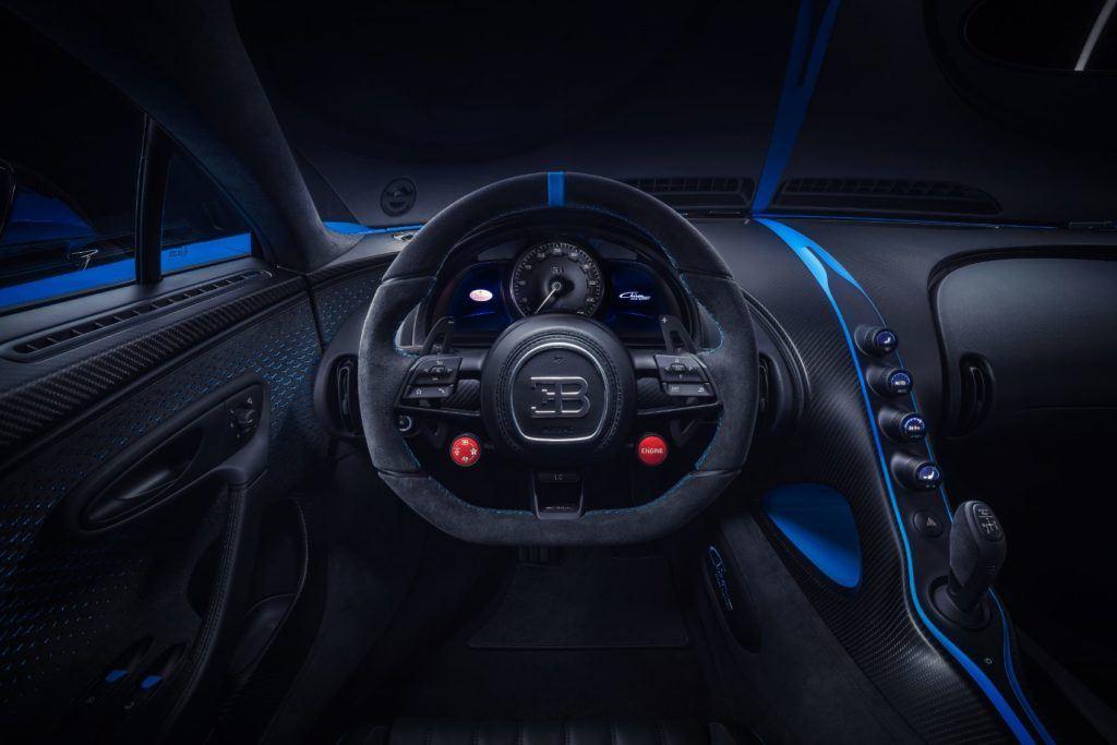 Bugatti Chiron Pur Sport 18