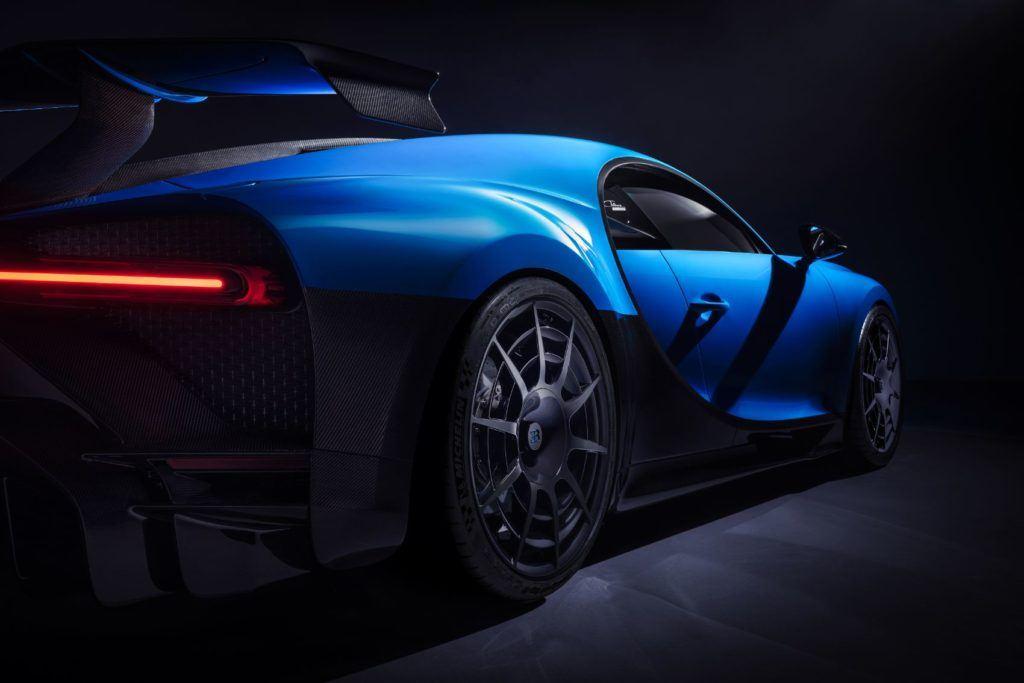 Bugatti Chiron Pur Sport 19