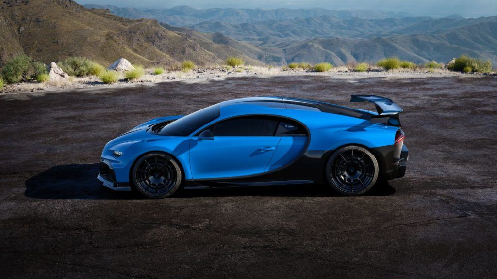 Bugatti Chiron Pur Sport: When Less Is More & 16 Is The Magic Number 29