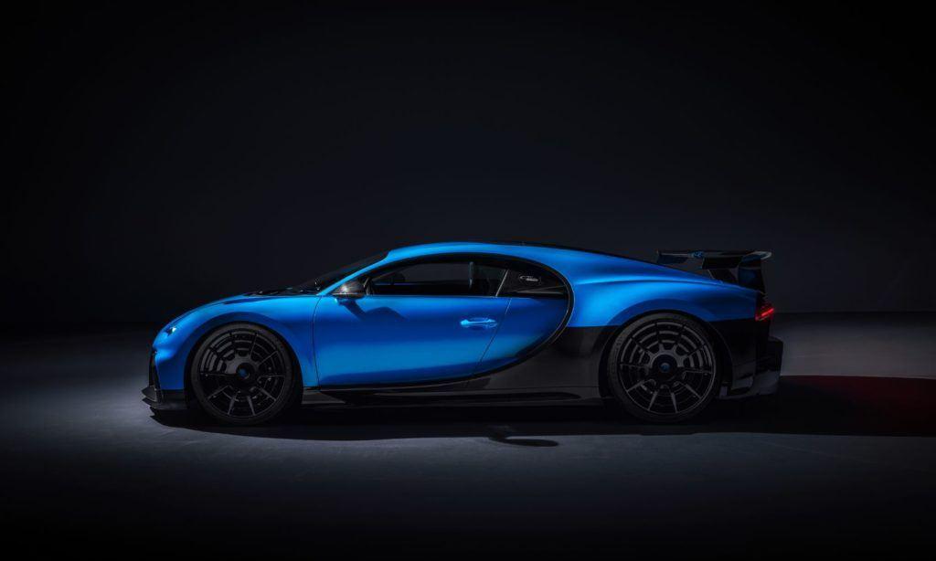 Bugatti Chiron Pur Sport 20