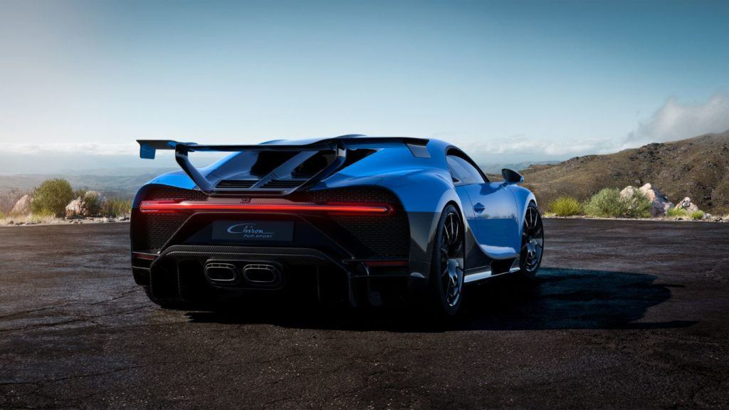 Bugatti Chiron Pur Sport: When Less Is More & 16 Is The Magic Number 30
