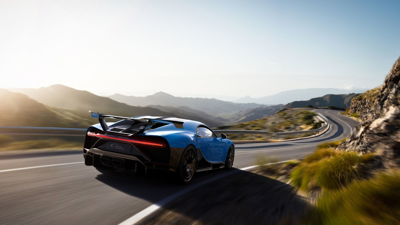 Bugatti Chiron Pur Sport: When Less Is More & 16 Is The Magic Number 15