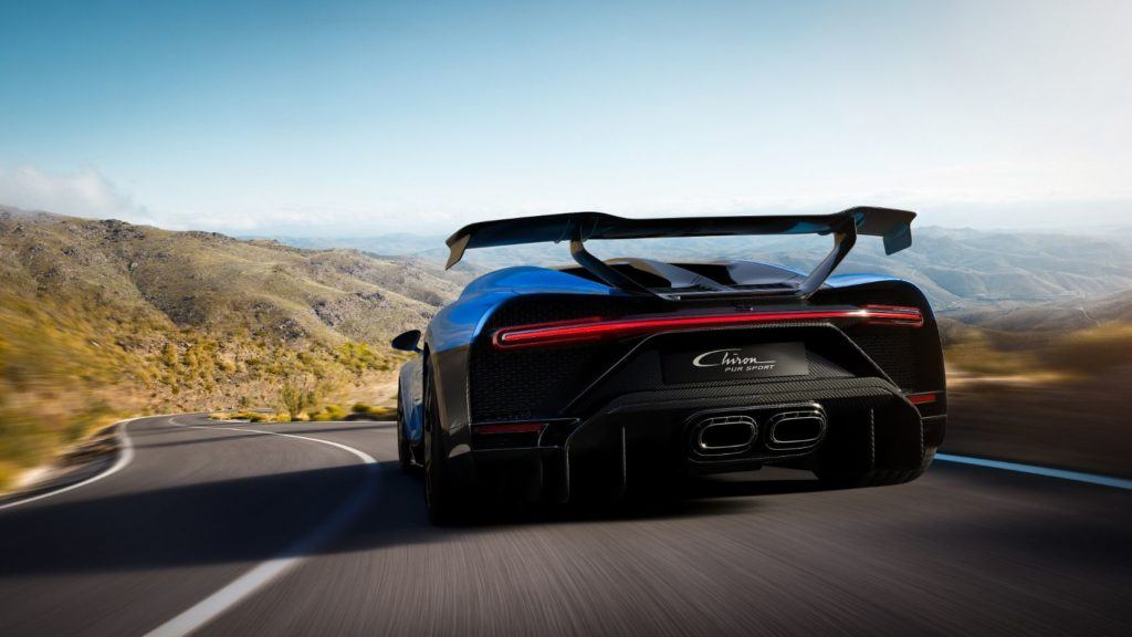 Bugatti Chiron Pur Sport: When Less Is More & 16 Is The Magic Number 31