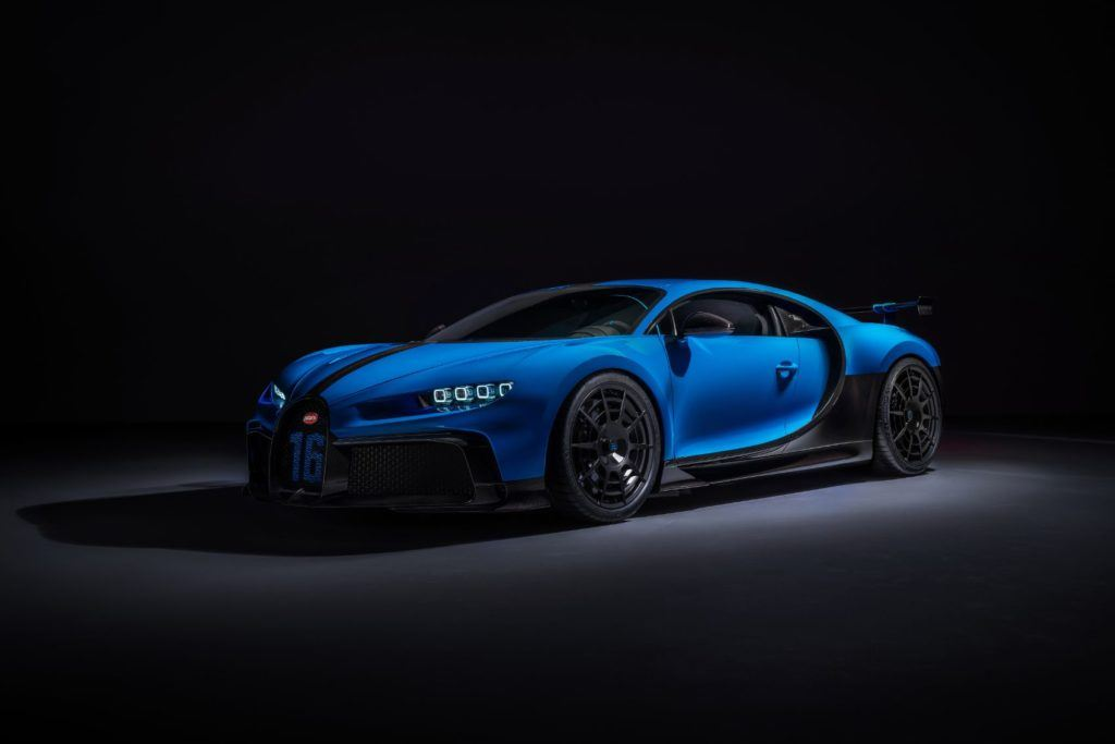 Bugatti Chiron Pur Sport: When Less Is More & 16 Is The Magic Number 18