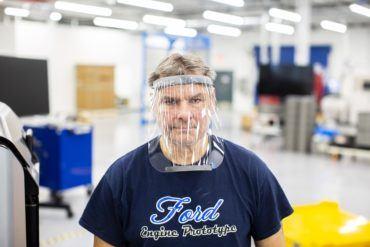 Ford Advances Coronavirus Medical Equipment Production 21