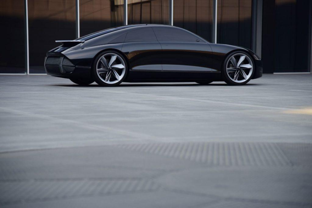 Hyundai Prophecy Concept EV.