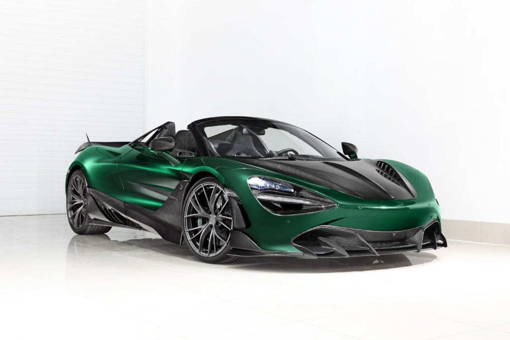 McLaren 720S Spider Fury